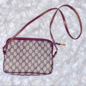 FLASH SALE🔥GUCCI Vintage Crossbody Bag